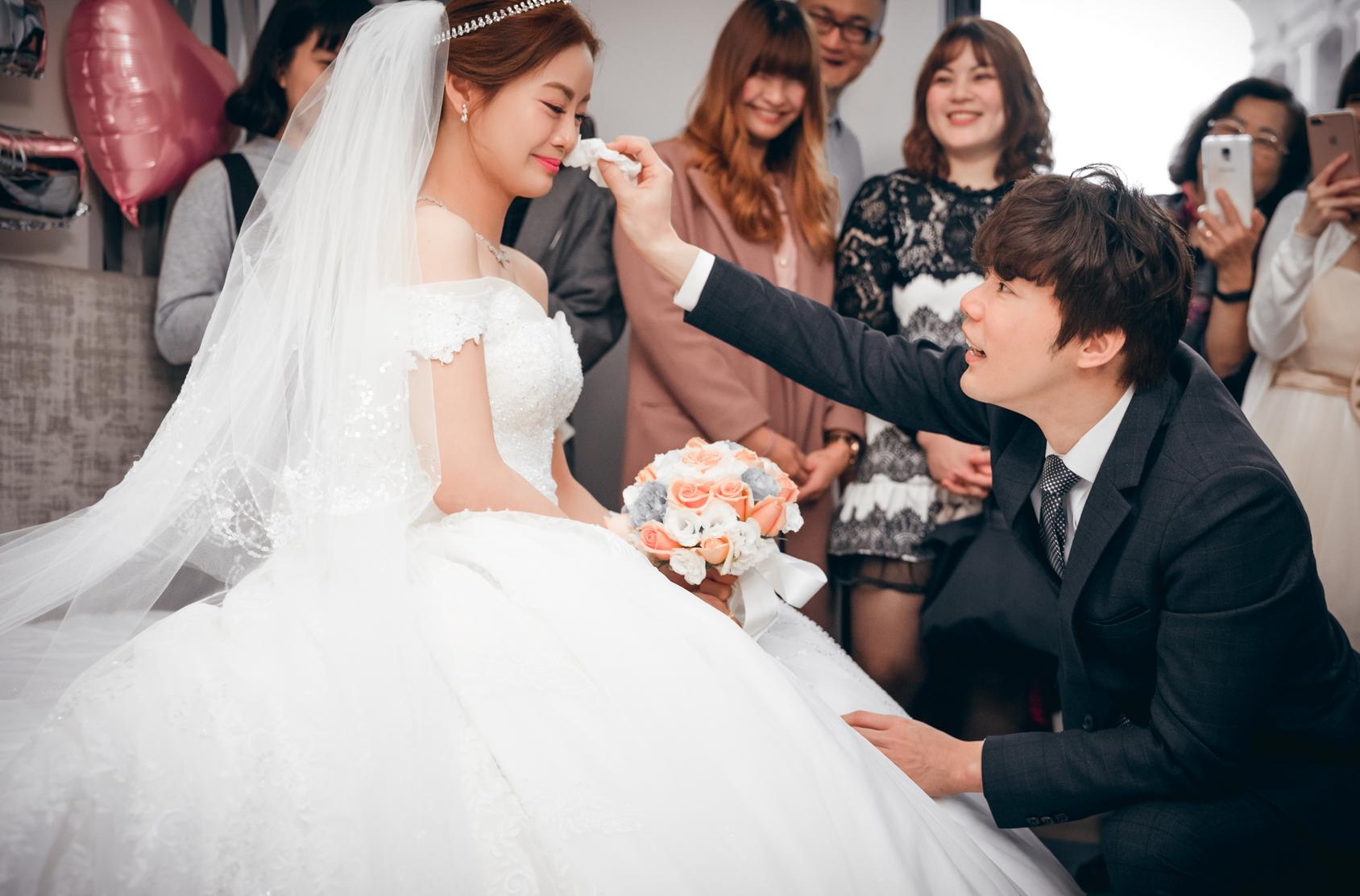 【比堤婚紗.婚禮紀錄】肇中 ♥ 麗雯_35