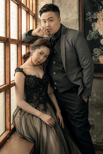 比堤婚紗 推薦新人:Wei-Lun&雅芳