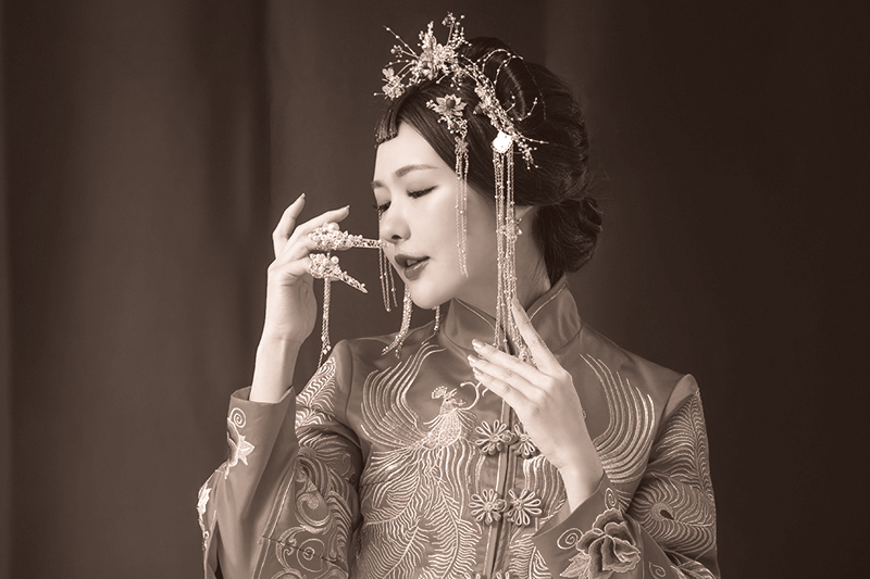 中式婚禮主題禮服 COVER