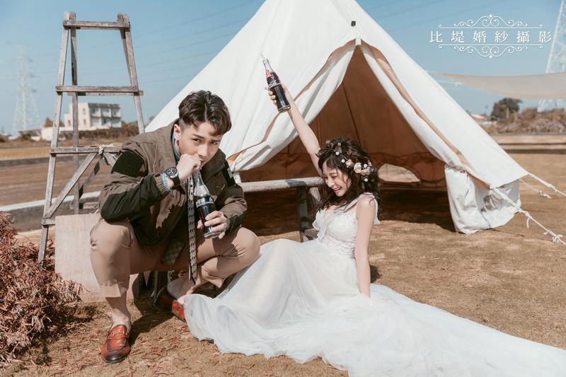 比堤婚紗-婚紗攝影作品-Stone Park_15