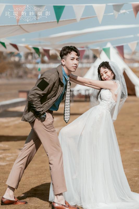 比堤婚紗-婚紗攝影作品-Stone Park_19