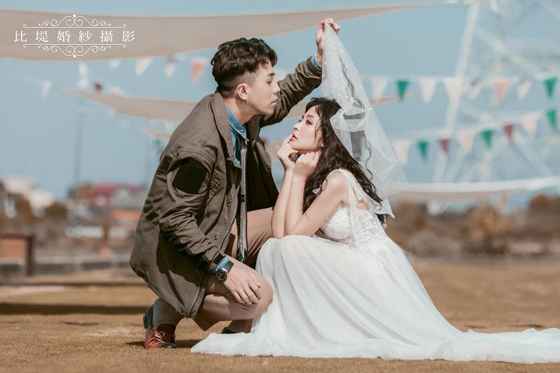 比堤婚紗-婚紗攝影作品-Stone Park_24