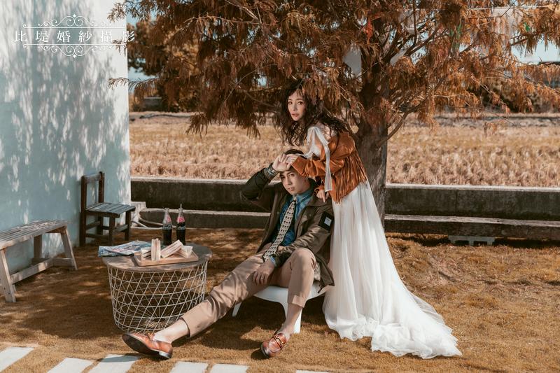 比堤婚紗-婚紗攝影作品-Stone Park_25