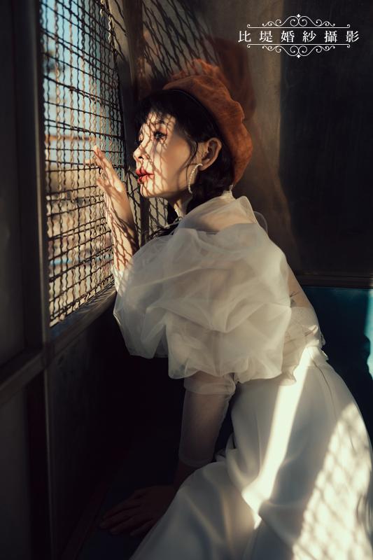 比堤婚紗-婚紗攝影作品-Stone Park_46