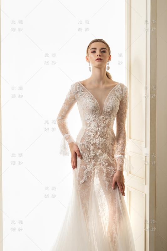 比堤婚紗-2020新款禮服-101098_1C