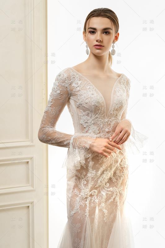 比堤婚紗-2020新款禮服-101098_3C