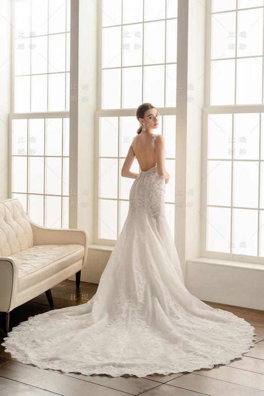 比堤婚紗-2020新款禮服-101099_1C