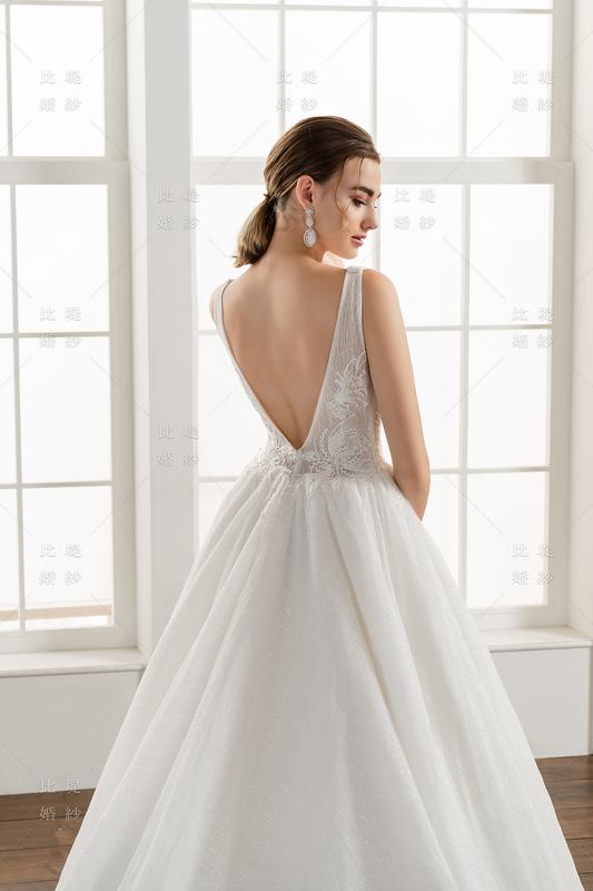 比堤婚紗-2020新款禮服-101457_4C