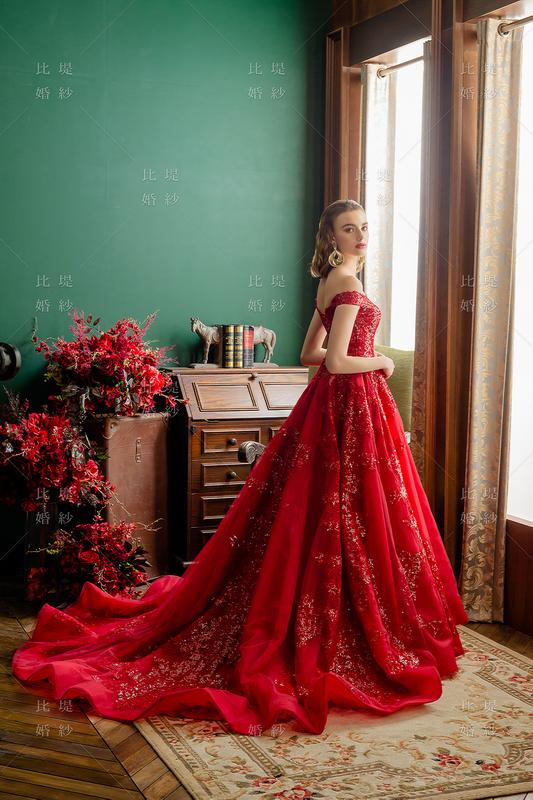 比堤婚紗-2020新款禮服-103342_C