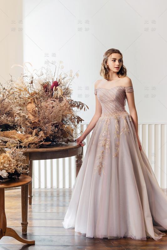 比堤婚紗-2020新款禮服-106160_C