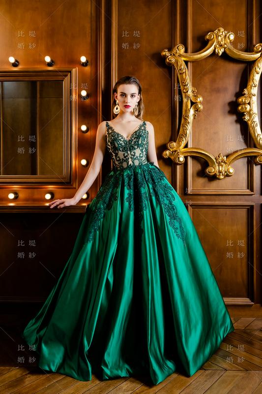 比堤婚紗-2020新款禮服-106162-1C