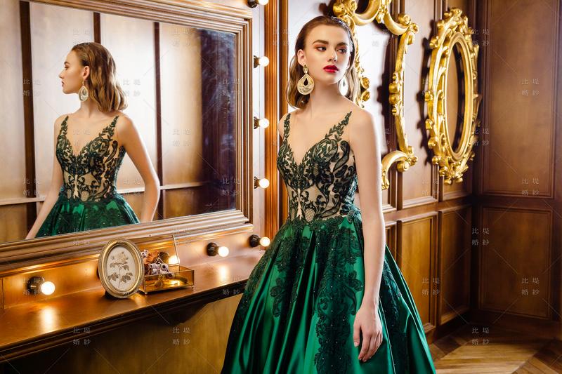 比堤婚紗-2020新款禮服-106162-2C