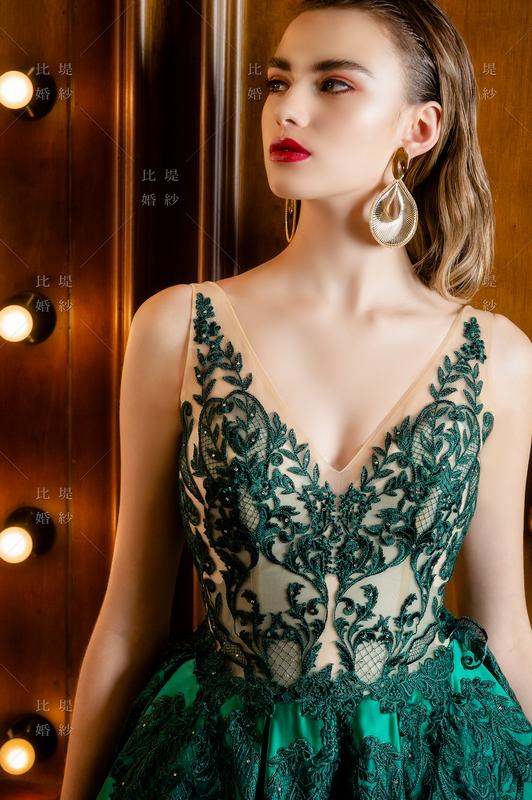 比堤婚紗-2020新款禮服-106162-4C