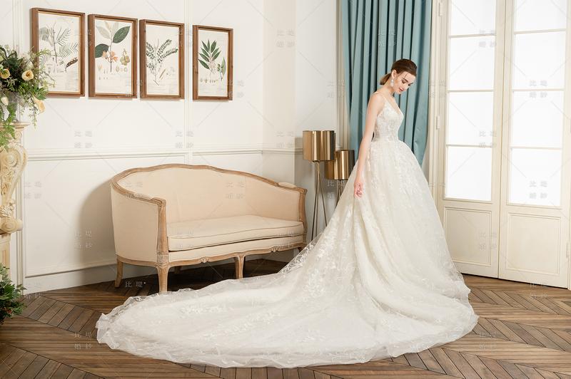 比堤婚紗-2020新款禮服-111451-1C