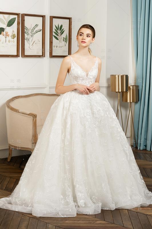 比堤婚紗-2020新款禮服-111451-2C