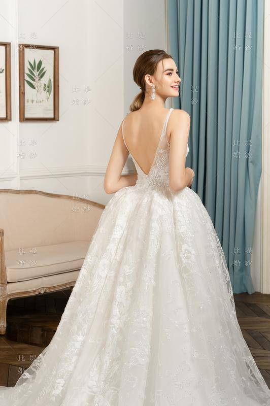 比堤婚紗-2020新款禮服-111451-3C