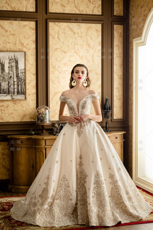 比堤婚紗-2020新款禮服-111457-2C