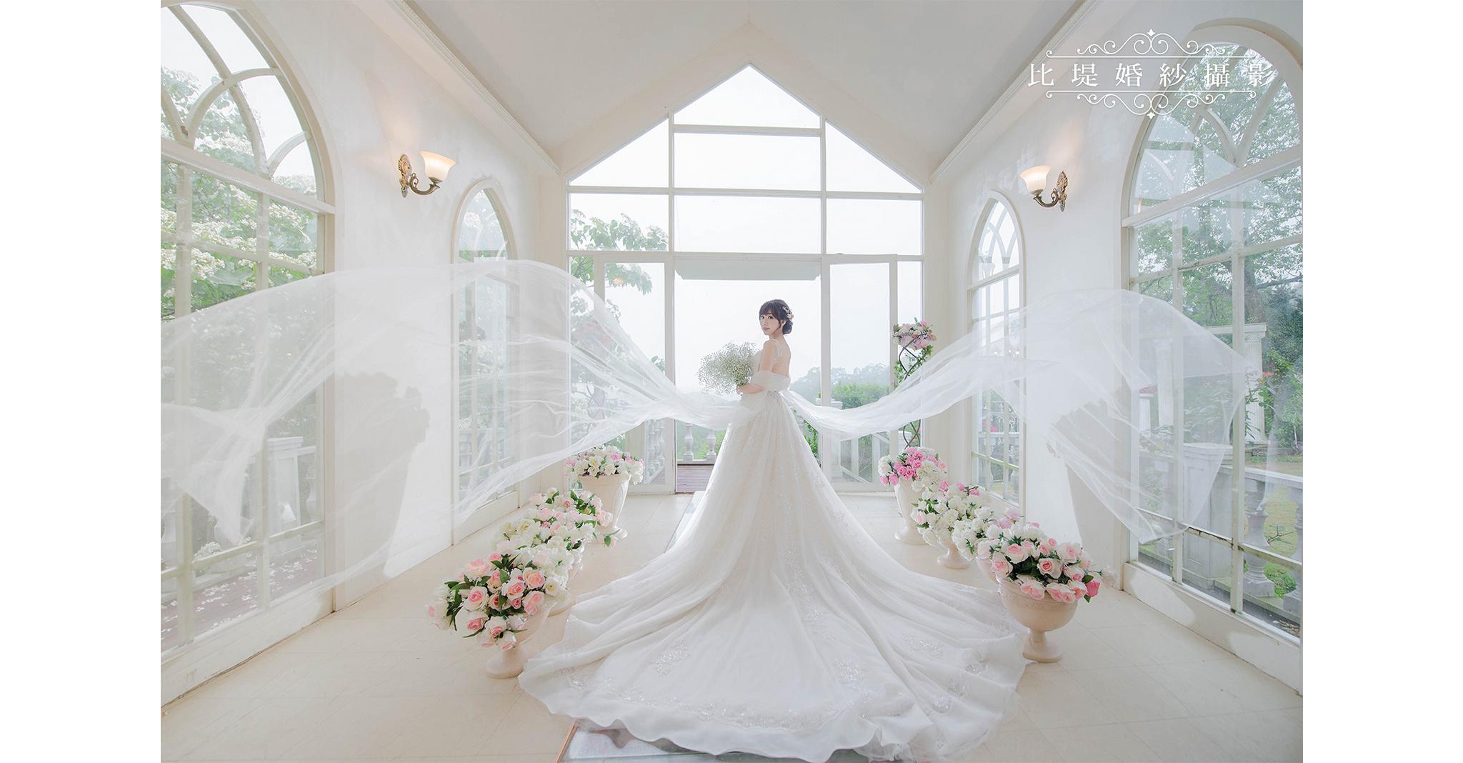 比堤婚紗 婚紗攝影價格