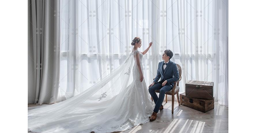 台中婚紗推薦 比堤婚紗 推薦新人:宇翔&佩雯 目沐影像空間