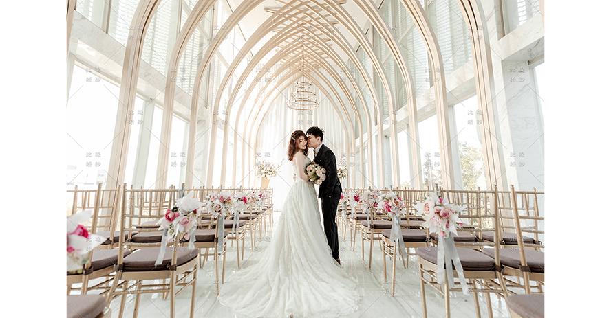 台中婚紗公司 比堤婚紗 推薦新人:Mr. Hung&Mrs. Chen 萊特薇庭