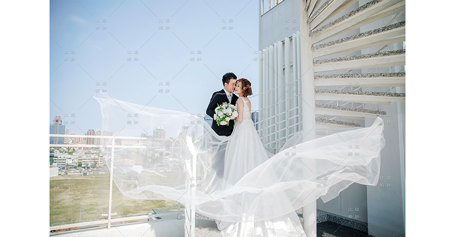 婚紗 禮服 比堤婚紗 推薦新人:胤愷&慈旻 萊特薇庭