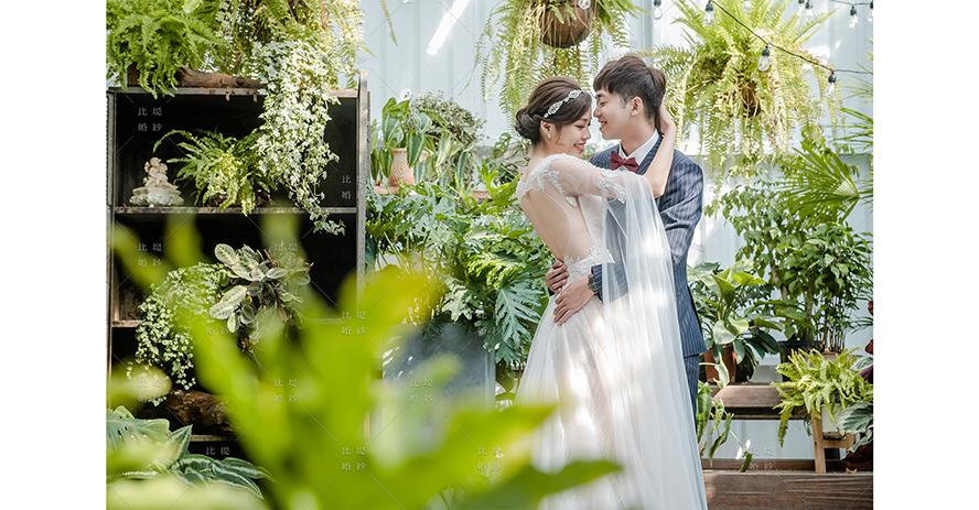 婚禮習俗 比堤婚紗 推薦新人:Mr. Chang&Mrs. Lai 影相視務所