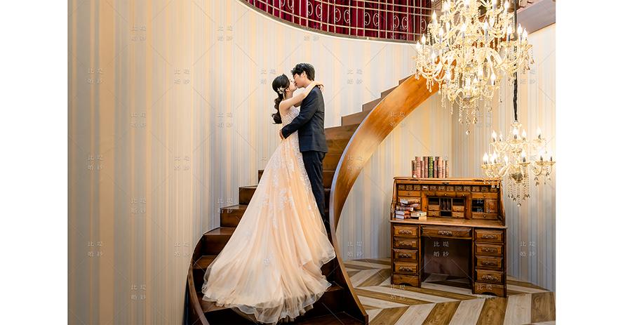 台中 婚紗 博覽會 推薦 比堤婚紗 推薦客人:Caspar&Sally 影相視務所