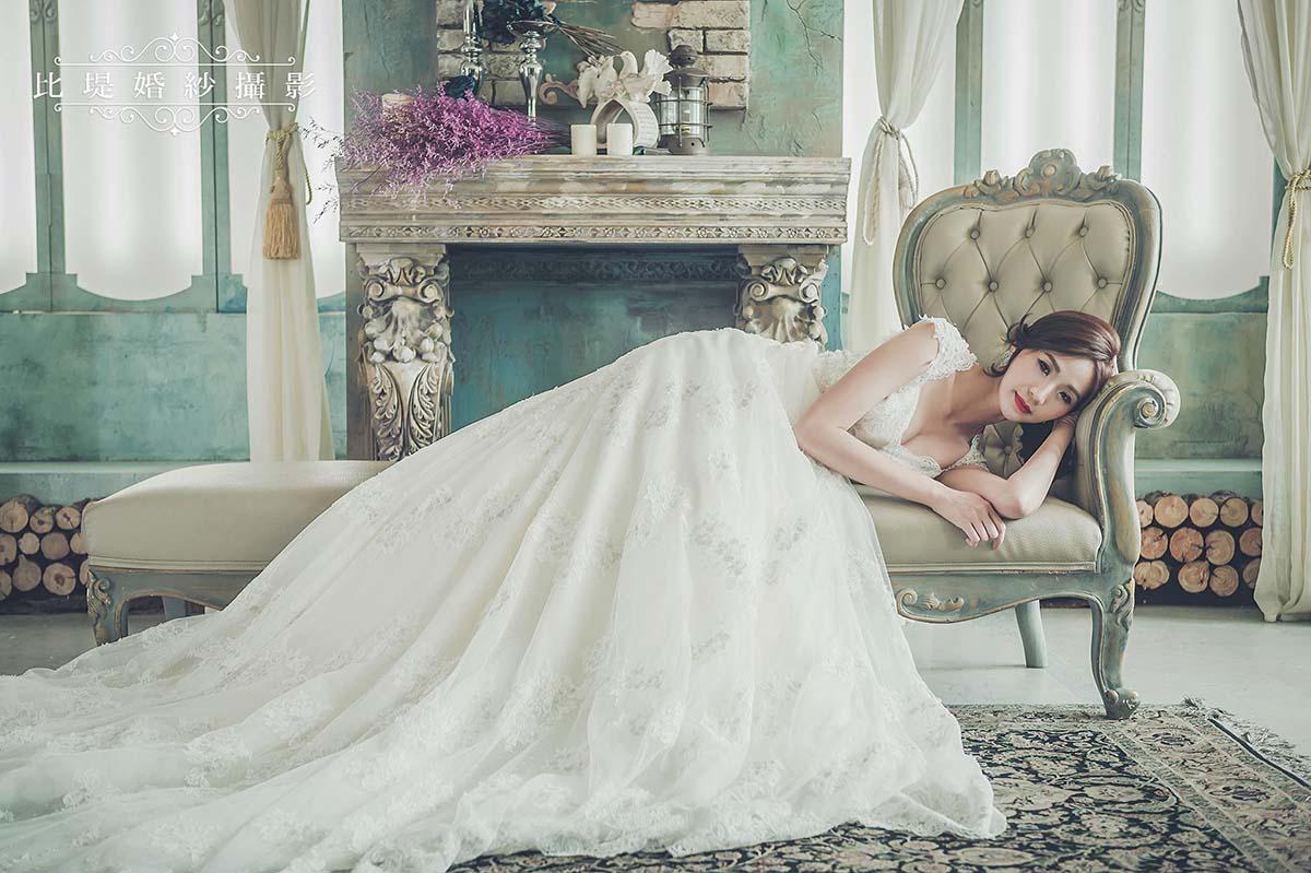 比堤婚紗 婚紗禮服